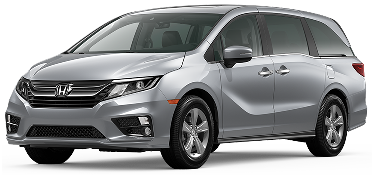 2020 Honda Odyssey EX-L 4D Passenger Van