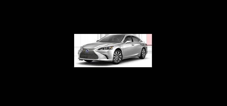 2020 Lexus ES 300h 4D Sedan