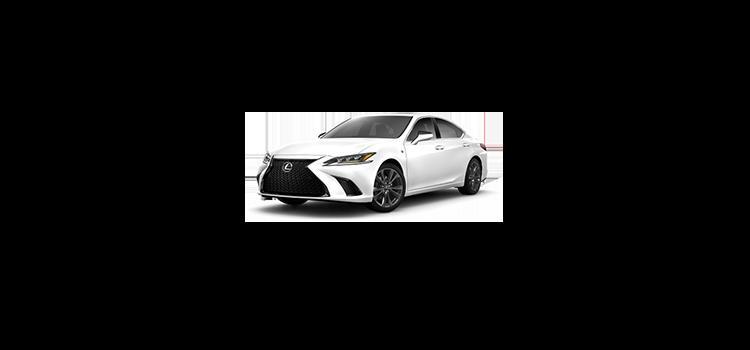 2020 Lexus ES 350 F Sport 4D Sedan