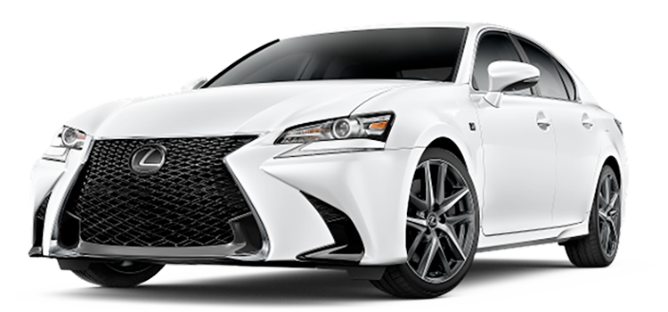 2020 Lexus GS 350 F Sport 4D Sedan