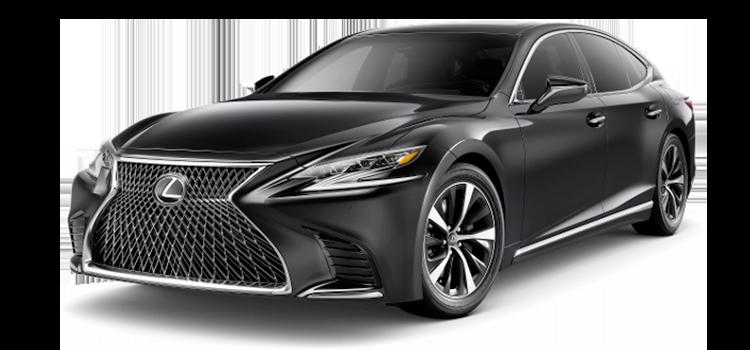 2020 Lexus LS 500 Base 4D Sedan