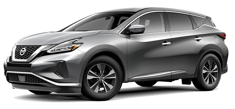 2020 Nissan Murano Xtronic CVT S