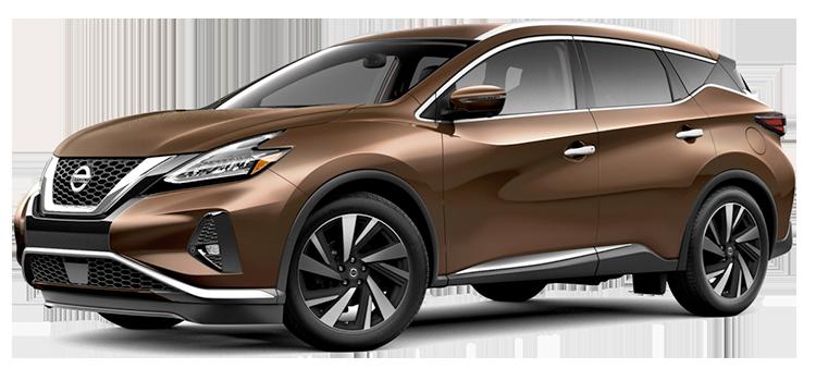 2020 Nissan Murano Xtronic CVT SL