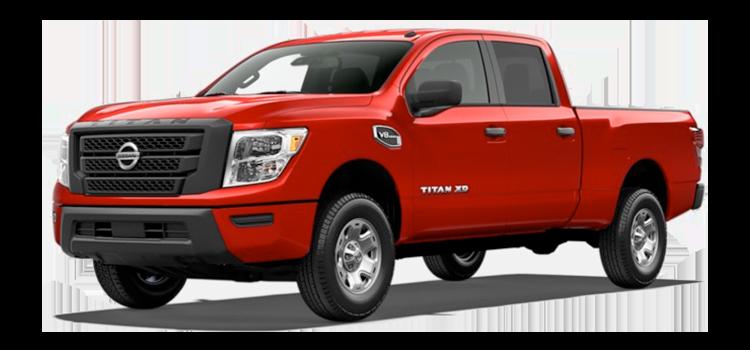 2020 Nissan Titan XD Crew Cab