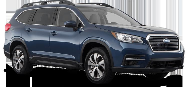 2020 Subaru Ascent Premium 4D Sport Utility