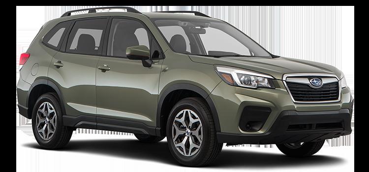 2020 Subaru Forester Premium 4D Sport Utility