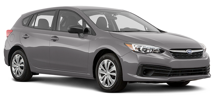 2020 Subaru Impreza 2.0i 4D Hatchback