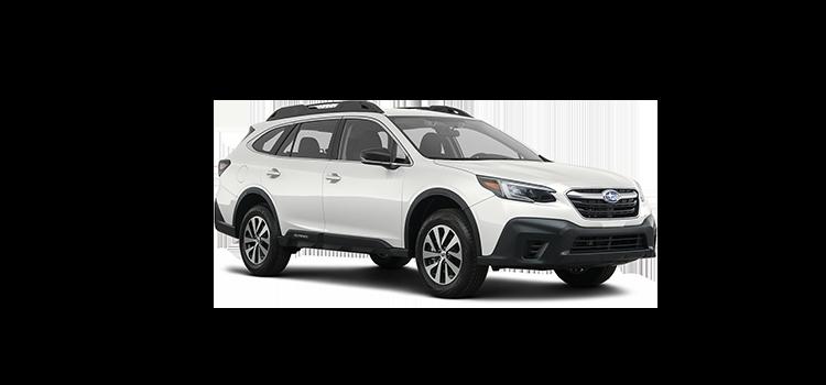 2020 Subaru Outback standard model