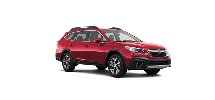 2020 Subaru Outback Limited 4D Sport Utility