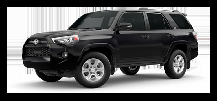 2020 Toyota 4Runner SR5 Premium 4D Sport Utility