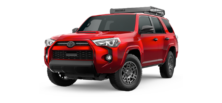 2020 Toyota 4Runner Venture 4D Sport Utility