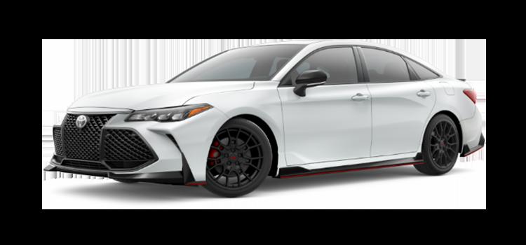 2020 Toyota Avalon TRD 4D Sedan