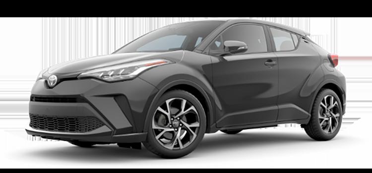 2020 Toyota C-HR XLE 4D Sport Utility