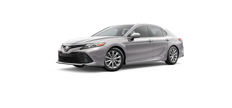2020 Toyota Camry 2.5L 4-Cyl LE
