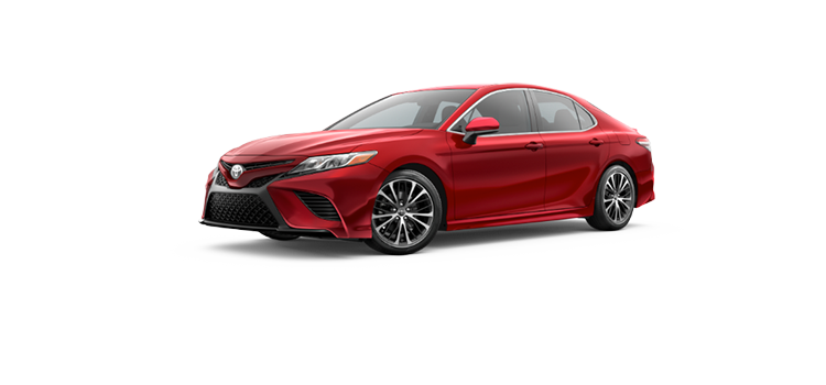 2020 Toyota Camry 2.5L SE