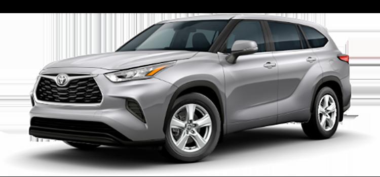 2020 Toyota Highlander L 4D Sport Utility