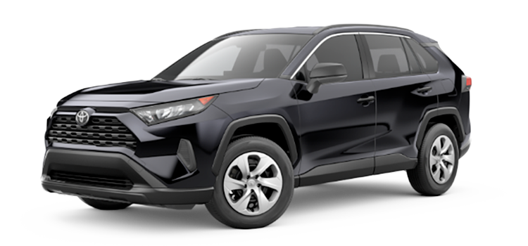 2020 Toyota RAV4 LE 4D Sport Utility
