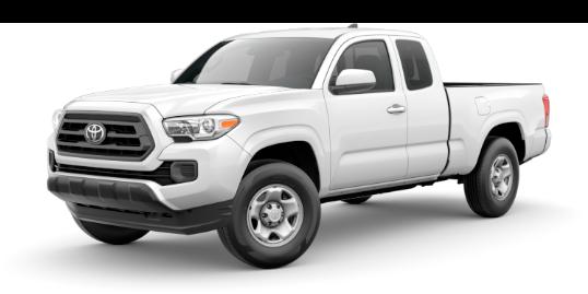 2020 Toyota Tacoma Access Cab SR