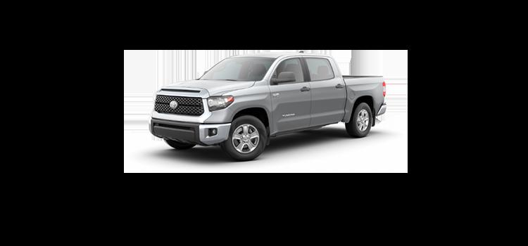 2020 Toyota Tundra SR5 4D CrewMax