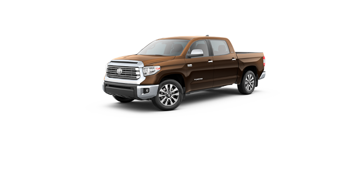 2020 Toyota Tundra Limited 4D CrewMax