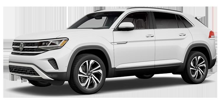 2020 Volkswagen Atlas Cross Sport 3.6L V6 SEL Premium 4D Sport Utility