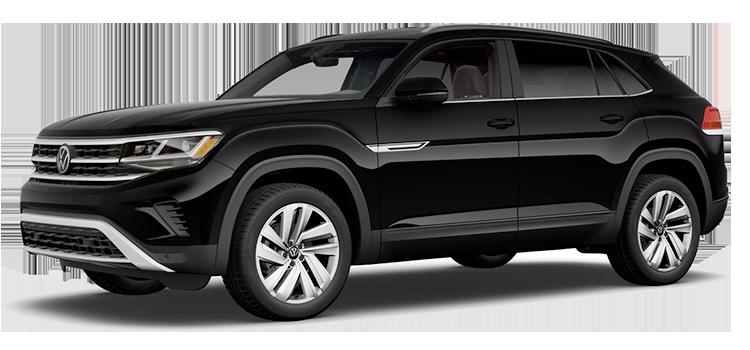 2020 Volkswagen Atlas Cross Sport 2.0T SE w/Technology (A8) 4D Sport Utility