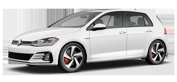 2020 Volkswagen Golf GTI 2.0T SE 4D Hatchback