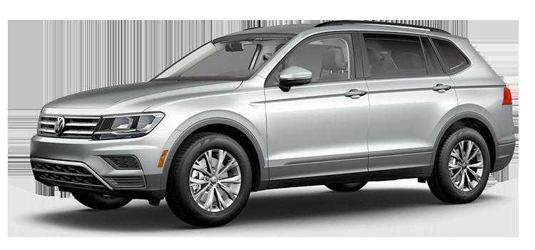 2020 Volkswagen Tiguan 2.0T SE R-Line Black 4D Sport Utility