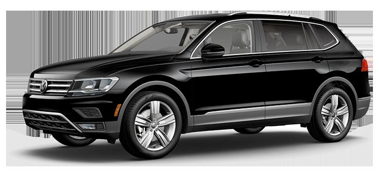 2020 Volkswagen Tiguan 2.0T SEL 4D Sport Utility