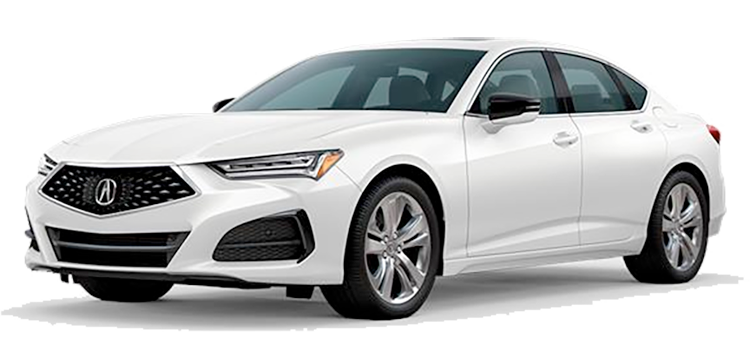 2021 Acura TLX Technology Package 4D Sedan