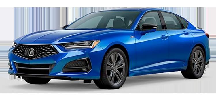 2021 Acura TLX A-Spec Package 4D Sedan