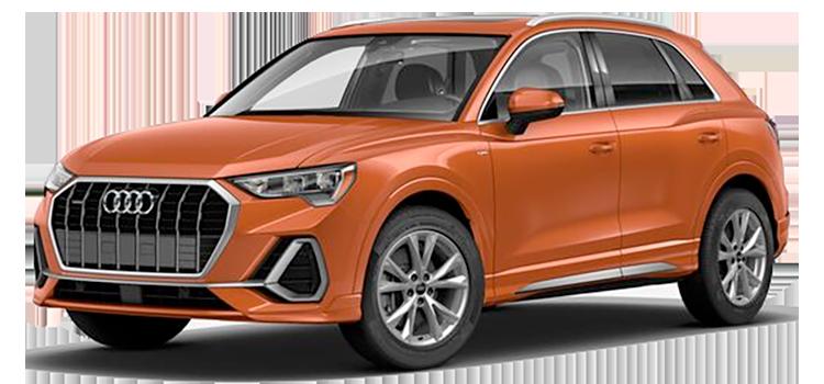2021 Audi Q3 Premium S line 4D Sport Utility