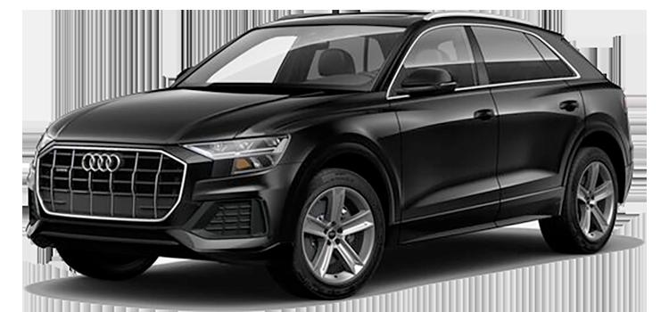 2021 Audi Q8 55 Premium 4D Sport Utility