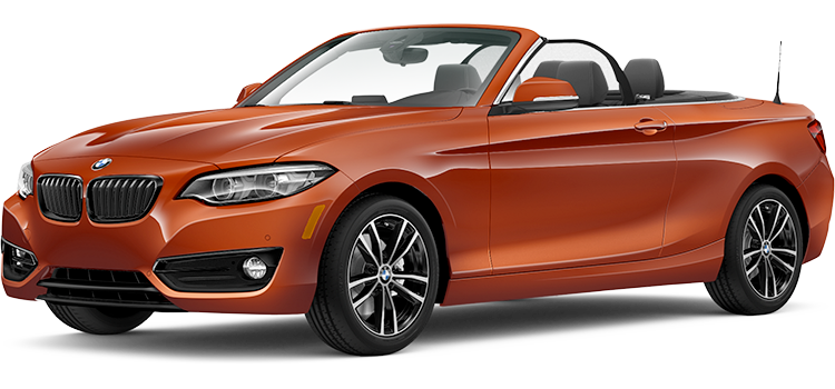 2021BMW2 Series Convertible