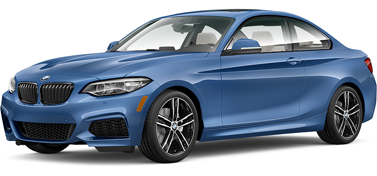 2021BMW2 Series Coupe