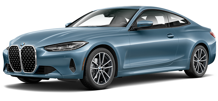2021BMW4 Series Coupe