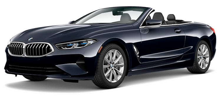 2021BMW8 Series Convertible