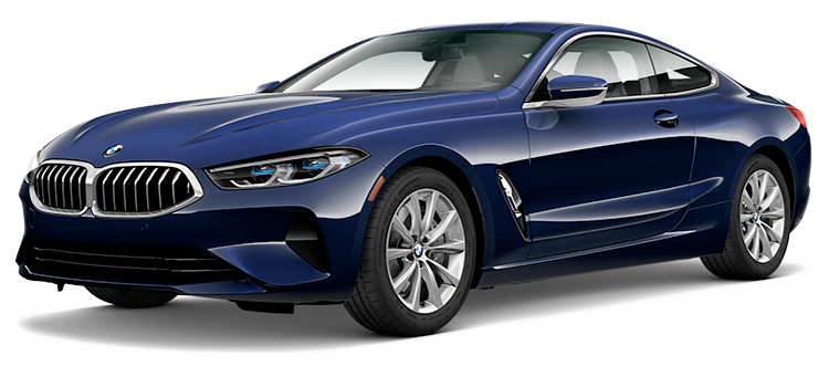 2021BMW8 Series Coupe