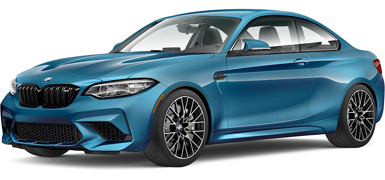 2021BMWM2 Competition Coupe