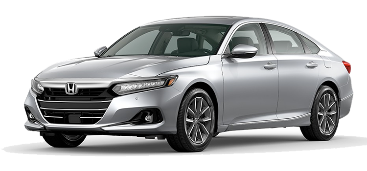 2021 Honda Accord Hybrid EX-L 4D Sedan
