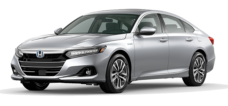 2021 Honda Accord Hybrid EX 4D Sedan