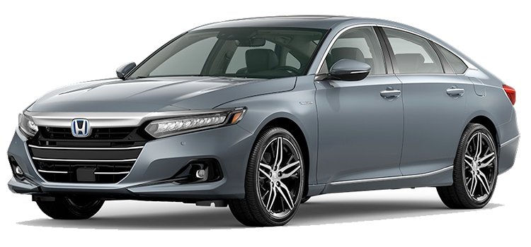 2021 Honda Accord Hybrid Touring 4D Sedan