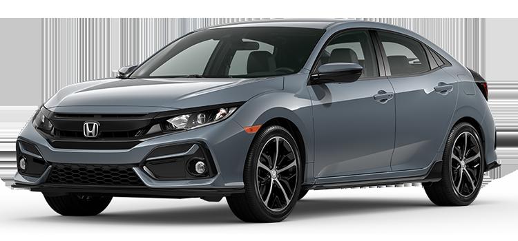 2021 Honda Civic Hatchback 1.5T L4 Sport