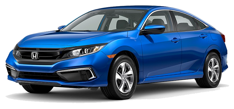 2021 Honda Civic LX 4D Sedan