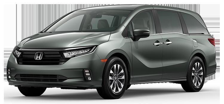 2021 Honda Odyssey EX-L 4D Passenger Van