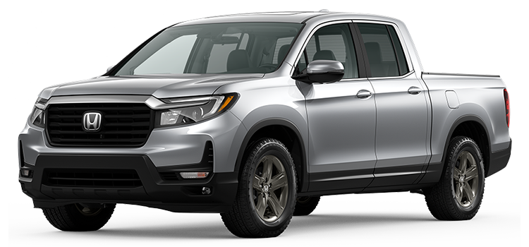 2021 Honda Ridgeline With Leather RTL