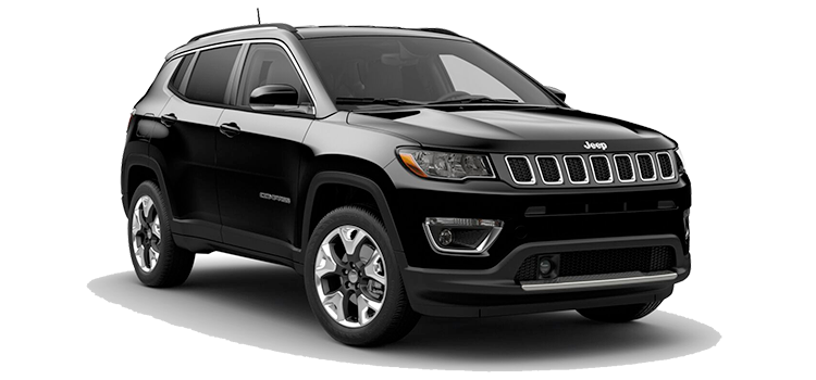 2021 Jeep Compass Limited 4D Sport Utility