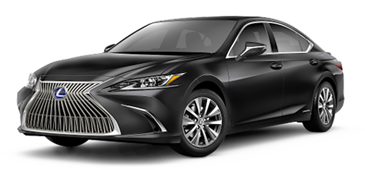 2021 Lexus ES 350 Luxury 4D Sedan