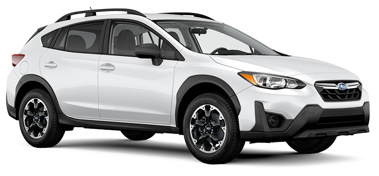 2021 Subaru Crosstrek 4D Sport Utility