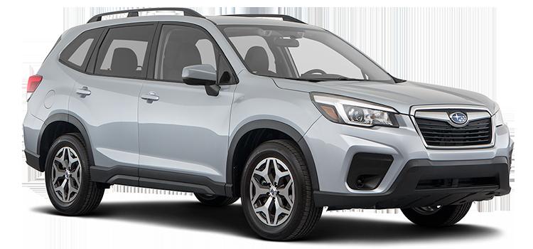 2021 Subaru Forester Premium 4D Sport Utility